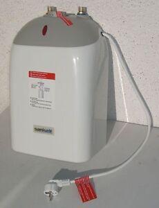 unterbeckenspeicher wassererhitzer niederdruckarmatur mischbatterie boiler 5 l. Black Bedroom Furniture Sets. Home Design Ideas