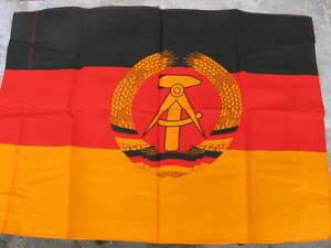 Unused vintage East German flag, post WW2 , NVA, Stasi - Deutschland - Unused vintage East German flag, post WW2 , NVA, Stasi - Deutschland