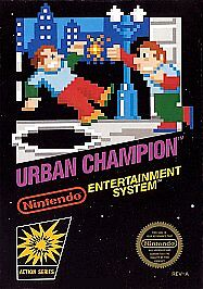 Urban Champion  (Nintendo, 1986)