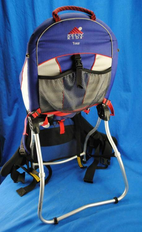 f357fb10cd5 Used Pack Child Baby Backpack Carrier Kelty Kids Tour Camping Hiking ...