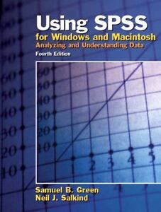 Using SPSS for Windows and Macintosh : A...