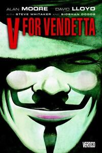 V for Vendetta by Alan Moore (2008, Pape...