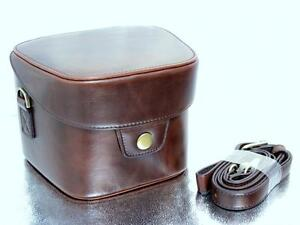 -Hard-Leather-Case-Bag-For-Canon-Powershot-SX50-HS-SX40-HS-SX500-IS