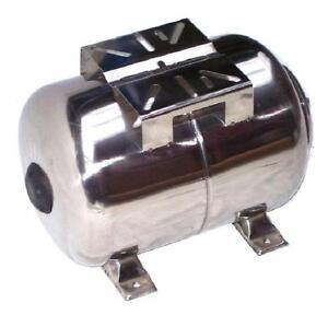 va edelstahl membrankessel 24l hauswasserwerk ausdehnbehaelter druckbehaelter. Black Bedroom Furniture Sets. Home Design Ideas