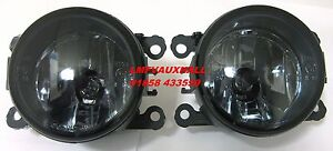VAUXHALL-OPEL-ASTRA-MK5-VXR-TINTED-FOG-LAMPS-PAIR-DARK-SMOKED-FOG-LIGHTS-BULBS