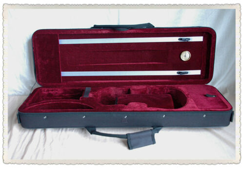 VC-350HRD New 4/4 Enhanced Foamed Violin Case - Free U.S Shipping - BIN in Musical Instruments & Gear, String, Violin | eBay