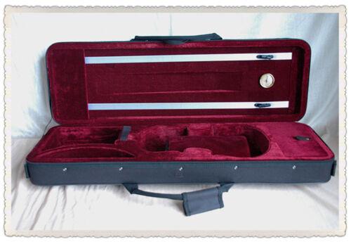 VC-350HRD New 4/4 Enhanced Foamed Violin Case - Free U.S Shipping - BIN in Musical Instruments & Gear, String, Violin   eBay