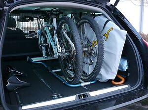 veloboy t2 innenraum fahrradtr ger universal f r 2 fahrr der kfz fahrradhalter ebay. Black Bedroom Furniture Sets. Home Design Ideas