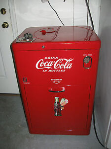 vendo 23 coke machine