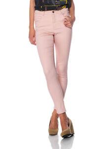 VERO-MODA-TRACK-Jeans-Ankle-rose-rosa-26-34-7-8-Jegging-NEU-Legging-Hose-oNlY