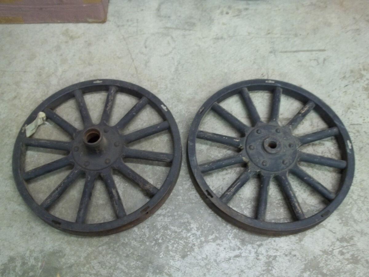 Wood Wheel 1919 1920s Wooden Spoke Wheels Chevy Buick Cadillac