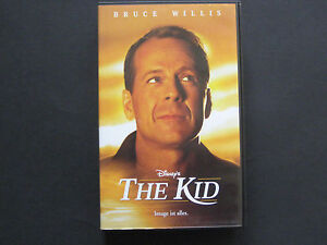 VHS-Video-Kassette-Titel-Disney-s-The-Kid-Image-ist-alles
