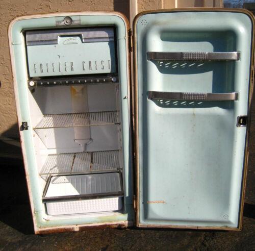 Vintage bernzo matic bernzomatic portable fridge for Garage mini luxembourg