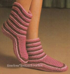 Crafts > Knitting > Patterns > Socks/ Slippers