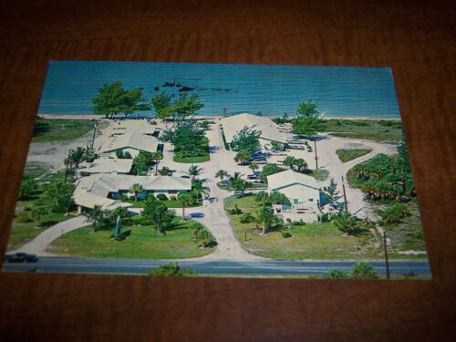VINTAGE - POST CARD - HOLIDAY BEACH - SARASOTA FLORIDA - 1971 in Collectibles, Postcards, Other   eBay