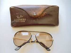 108b20c4455 Bausch And Lomb Ray Ban Leathers 4u