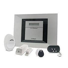 visonic powermax wireless pro alarm kit brand new ebay. Black Bedroom Furniture Sets. Home Design Ideas