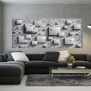 Vlies fototapete tapete tapeten poster 3d abstraktion for Wandtapete grau