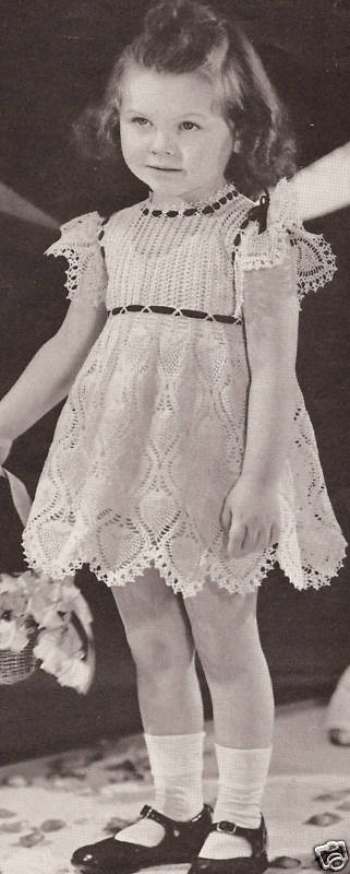 Free Crochet Dress Patterns - Easy Dresses to Crochet