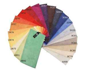 vorwerk teppichboden bingo auslegware teppich uni velours 22 farben zur auswahl ebay. Black Bedroom Furniture Sets. Home Design Ideas
