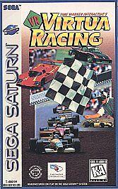 VR Virtua Racing (Sega Saturn, 1996)