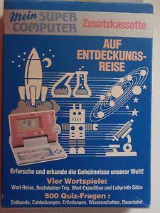 VTECH-YENO-Zusatzkassette-Auf-Entdeckungsreise-Erforsche-u-erkunde-die-Geheim