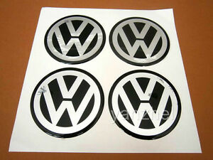 vw aufkleber radkappen silikon emblem logo felgenaufkleber. Black Bedroom Furniture Sets. Home Design Ideas