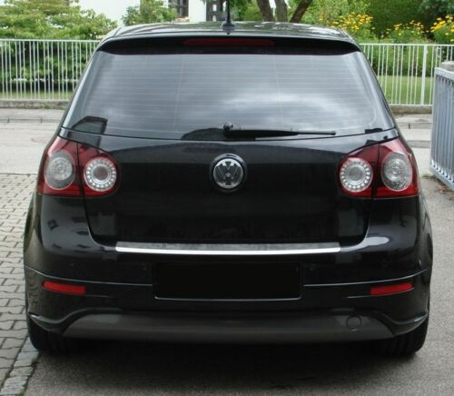 vw golf v 5 r32 gti gt tdi heckansatz carbon look r line. Black Bedroom Furniture Sets. Home Design Ideas