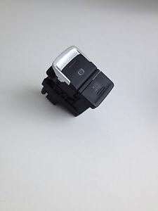 vw golf 7 vii epb elektrische schalter handbremstaster. Black Bedroom Furniture Sets. Home Design Ideas