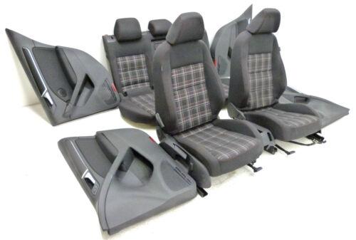 vw golf vi 6 gti ausstattung 4 t rig teilelektrisch sitze. Black Bedroom Furniture Sets. Home Design Ideas