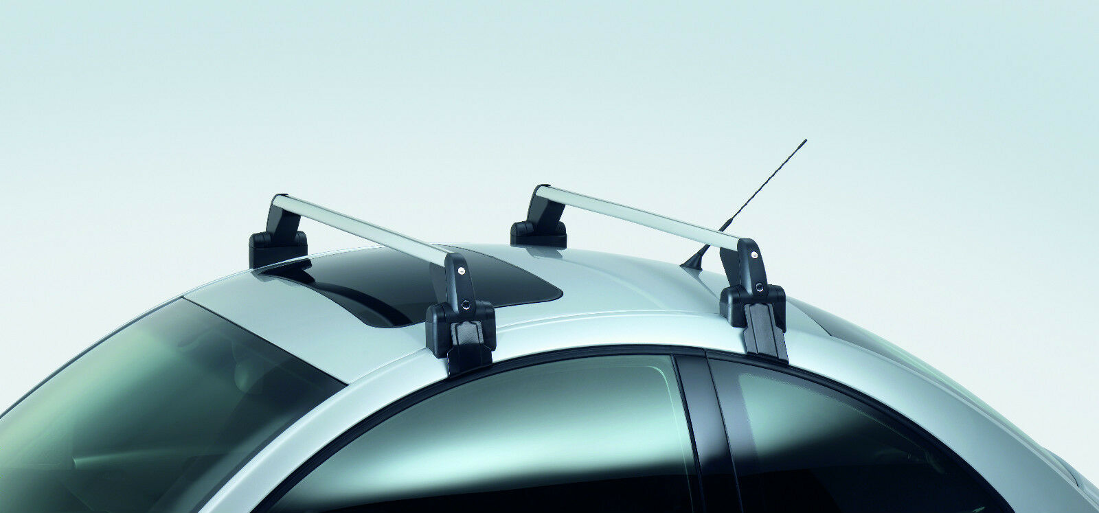 Vw New Beetle Volkswagen Base Rack Carrier Roof Bars