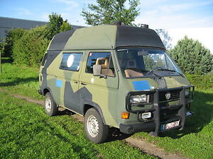 vw t3 syncro bus hochdach 16 wbx 82 kw orig 164000 km. Black Bedroom Furniture Sets. Home Design Ideas