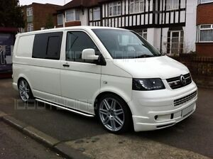 vw t5 frontspoiler front ansatz sportline spoiler tuning. Black Bedroom Furniture Sets. Home Design Ideas
