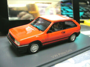 vw volkswagen polo 2 mkii coupe g40 rot red gt 1992 neo. Black Bedroom Furniture Sets. Home Design Ideas