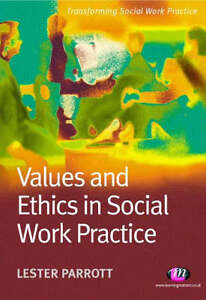 essay on ethics and values in social work