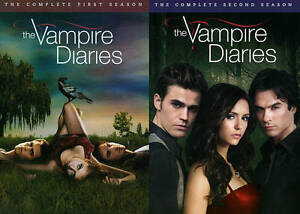 The Vampire Diaries: The Complete First ...