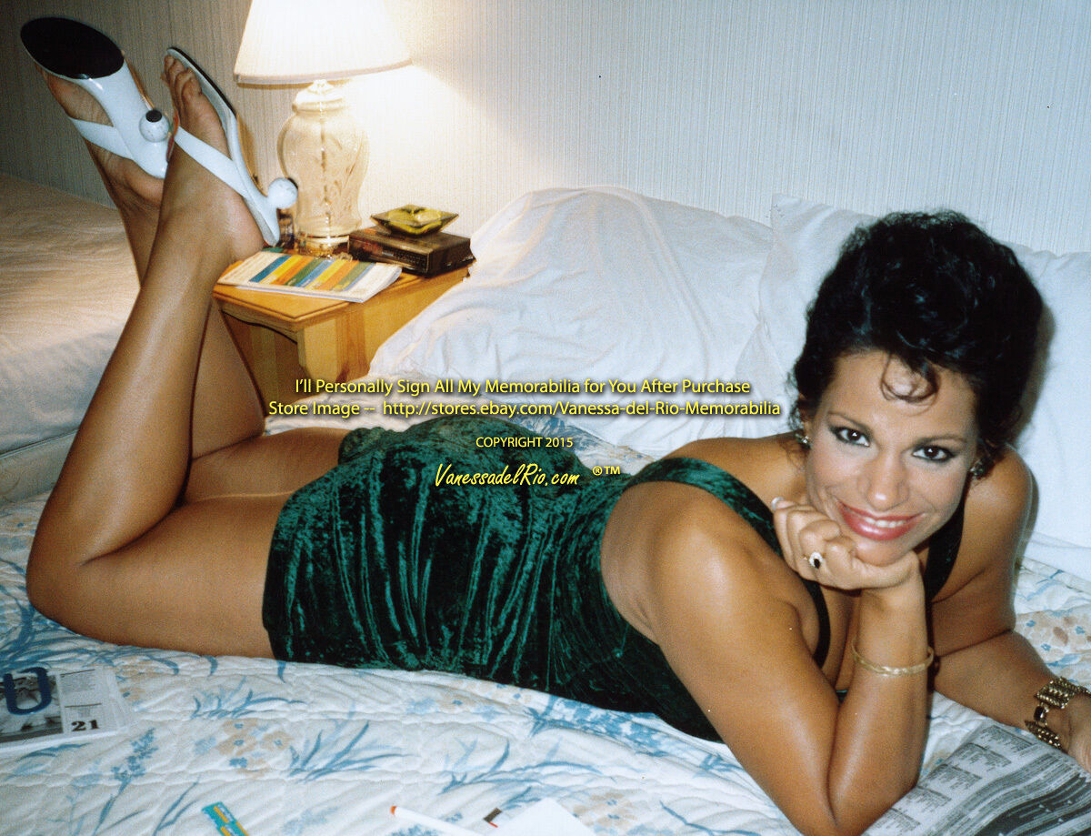 Vanessa del rio the latin from manhattan