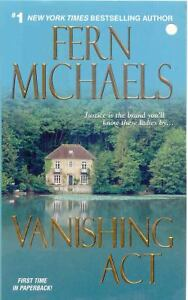 Vanishing Act by Fern Michaels (2010, Pa...