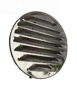 Variables l ftungsgitter edelstahl dn 180 f r rohre 125 for Mobelgriffe edelstahl 160 mm