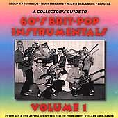 Various Artists - 60's Brit-Pop Instros,...