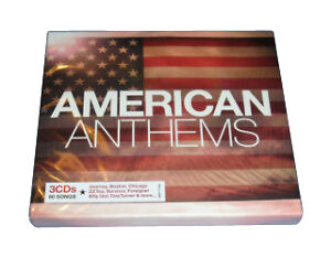 Various Artists - American Anthems [Sony...