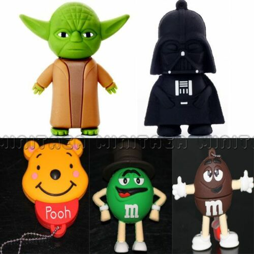 Various Cartoon Style Fashion 4GB 8GB USB Flash Memory Pen Drive Stick Thumb New in Consumer Electronics, Gadgets & Other Electronics, Other | eBay
