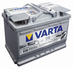 Heavy Duty  Batteries on Varta Lti Tx2 Taxi 01 06 Heavy Duty Agm Car Battery New   Ebay