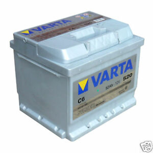 Heavy Duty  Batteries on Varta Silver Peugeot 206 Petrol Heavy Duty Car Battery   Ebay