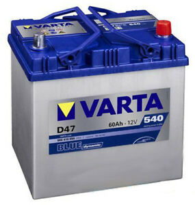 varta toyota mr2 mk2 1992 2000 heavy duty car battery ebay. Black Bedroom Furniture Sets. Home Design Ideas