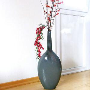 vase bodenvase keramik hochwertig 60 cm 25 rabatt ebay. Black Bedroom Furniture Sets. Home Design Ideas