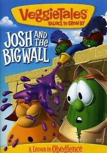 VeggieTales - Josh And The Big Wall! (DV...