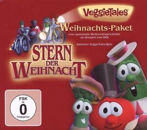 veggietales weihnachts paket h rspiel dvd quiz neu. Black Bedroom Furniture Sets. Home Design Ideas