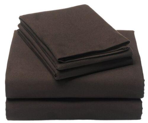 Velvet Cal King Fitted Sheet Set Flannel Pillowcase 100%