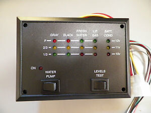 Ventline monitor panel wiring diagram